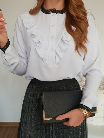 bluzka simon white